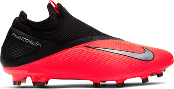 Nike Phantom VSN 2 Pro DF Fußballschuhe Herren rot