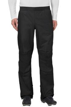 VAUDE Men's Drop Pants III Hr. Regenhose Herren schwarz
