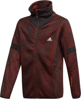 adidas Nemeziz Trainingsjacke Jungen schwarz