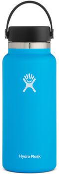 Hydro Flask 32 oz Wide Mouth Trinkflasche blau