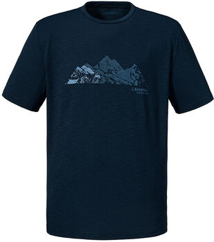 SCHÖFFEL Sao Paulo3 T-Shirt Herren blau