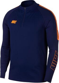 Nike  Dry Sqd Dril Top Herren blau