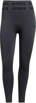 adidas Aeroknit 7/8 Tights Damen grau