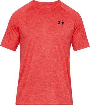Under Armour Tech SS Tee T-Shirt Herren pink