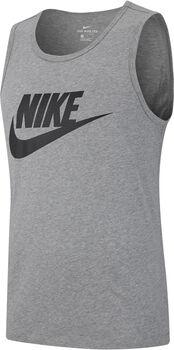 Nike Sportswear Icon Futura Tanktop Herren grau