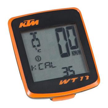 KTM 13 Team Radcomputer schwarz