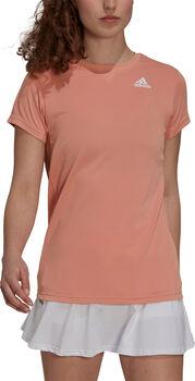 adidas H.RDY Tennisshirt Damen orange