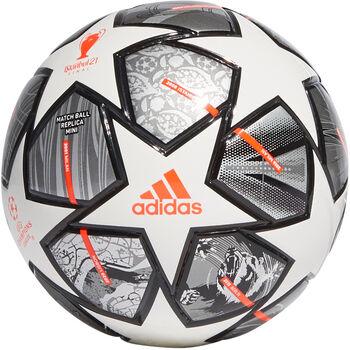 adidas Finale 21 20th Anniversary UCL Mini Fußball silber