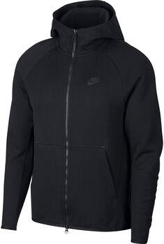 Nike Sportswear Tech Fleece Kapuzenjacke Herren schwarz