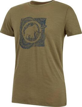 MAMMUT Alnasca T-Shirt  Herren grün