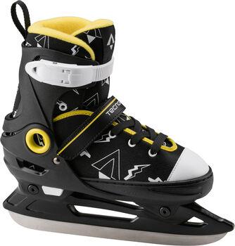 TECNOPRO Alpha Soft 2.0 Eislaufschuhe Jungen schwarz