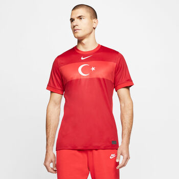 Nike Türkei 20/21 Auswärtstrikot Herren rot