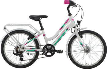 """GENESIS Zeta City 20 Fahrrad 20"""" Mädchen weiß"""