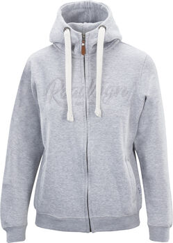 Roadsign Sweatjacke Damen grau