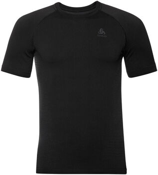 Odlo PERFORMANCE WARM ECO T-Shirt Herren schwarz