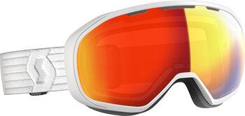 SCOTT Fix Light Sensitive Skibrille weiß