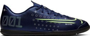 Nike Mercurial Vapor 13 Club MDS IC Hallenfußballschuhe Jungen blau