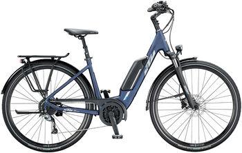 """KTM Macina Fun 520 E-Trekkingbike 28"""" blau"""