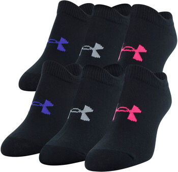 Under Armour Essentials 6-er Pack Socken  schwarz