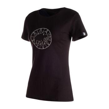 MAMMUT Logo Damen schwarz