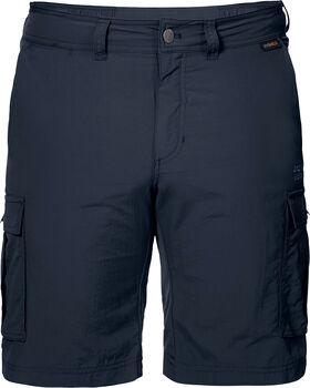 Jack Wolfskin Canyon Cargo Shorts Herren blau