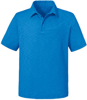 SCHÖFFEL Polo Shirt Izmir1 Herren blau
