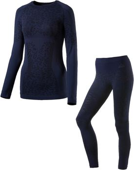 McKINLEY Yalata/Yadina Unterwäscheset Damen blau
