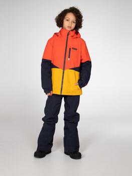 Protest Dash Snowboardjacke mit Kapuze orange