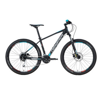 "GENESIS Solution 4.9 Mountainbike 27.5"" Damen schwarz"