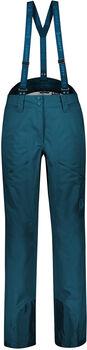 SCOTT Explorair 3L Snowboardhose mit Träger Damen blau
