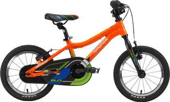 """GENESIS Evolution JR14 Lite Fahrrad 14"""" orange"""