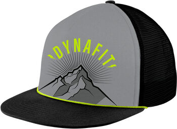 DYNAFIT Graphic Trucker Kappe grau