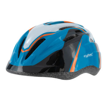 Cytec Yangsta Fahrradhelm orange