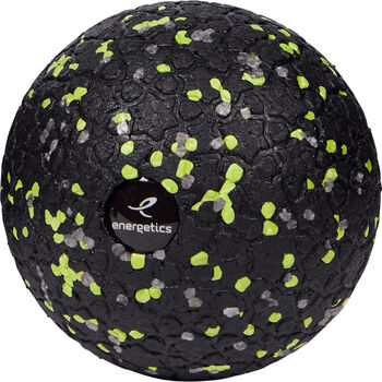 ENERGETICS Recovery Ball 1.0 Massageball schwarz