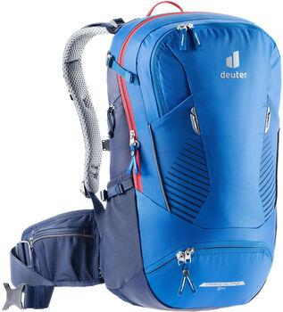 Deuter Trans Alpine 24 Radrucksack blau