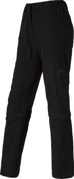 McKINLEY  Active Mendoran IIDa. Zip Off Hose kg.UPF 50+ Damen schwarz