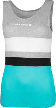 MARTINI Passion Tanktop Damen blau