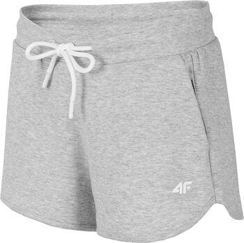 4F Shorts  Damen grau