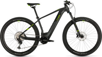 "CUBE Reaction Hybrid EXC 625 E-Mountainbike 29"" grau"