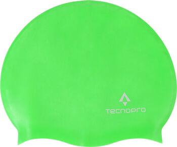 TECNOPRO Cap Sil Badekappe grün