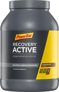 PowerBar  Recovery Active Getränkepuler braun