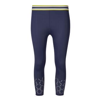 Skiny SK86 Trend 3/4 Tights Damen blau