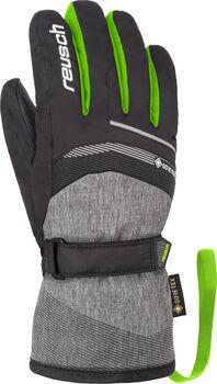 Reusch Bolt GTX® Junior Skihandschuhe schwarz