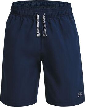 Under Armour Woven Shorts blau