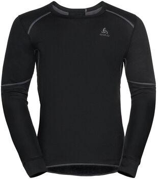Odlo M Active X Warm Unterhemd Herren schwarz