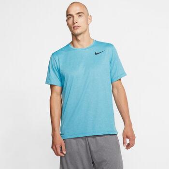 Nike Hyper Dry T-Shirt Herren blau