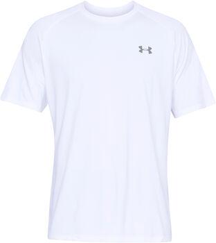 Under Armour Tech SS Tee T-Shirt Herren weiß