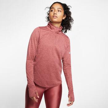 Nike Sphere Langarmshirt mit Halfzip Damen pink