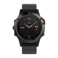 Fenix 5 GPS-Multisportuhr