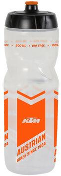 KTM Team Trinkflasche weiß